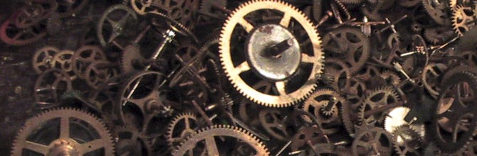 Outmoded Cogs